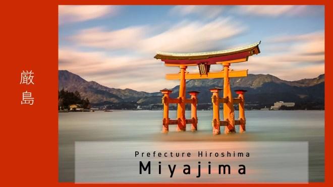 Japan - Hiroshima - Miyajima