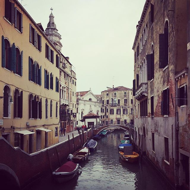 Always great to come back #venice #italy