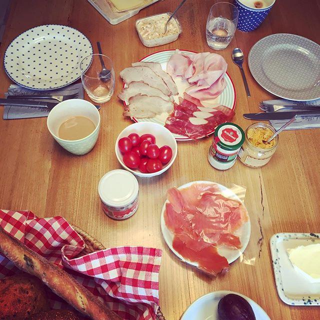 Frühstück bei Freunden #nürnberg #gostenhof