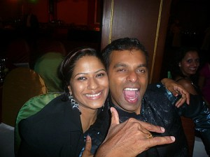 This is Vipul, Gielle's husband.  I had such fun dancing with him.  He's an AMAZING dancer!