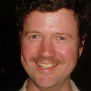 Up close with Brian--he decided to grow a stash while in Rajasthan!