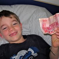 The Tooth Fairy is in China!