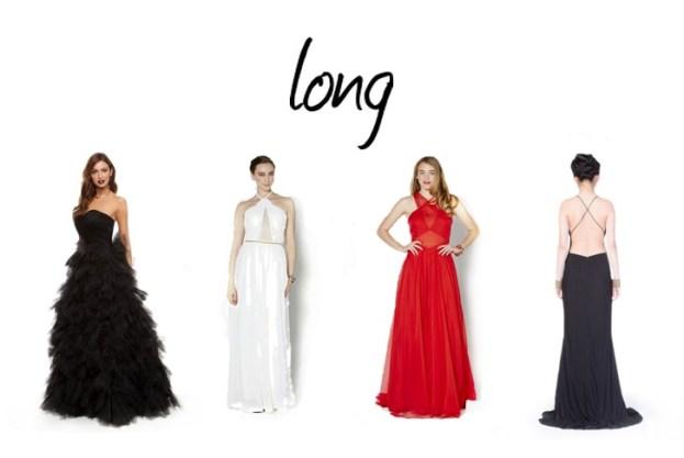 Long Dresses Fame & Partners