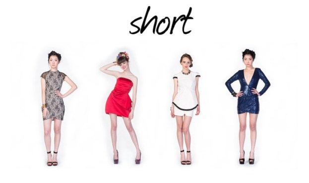 Short Fame & Partner Dresses