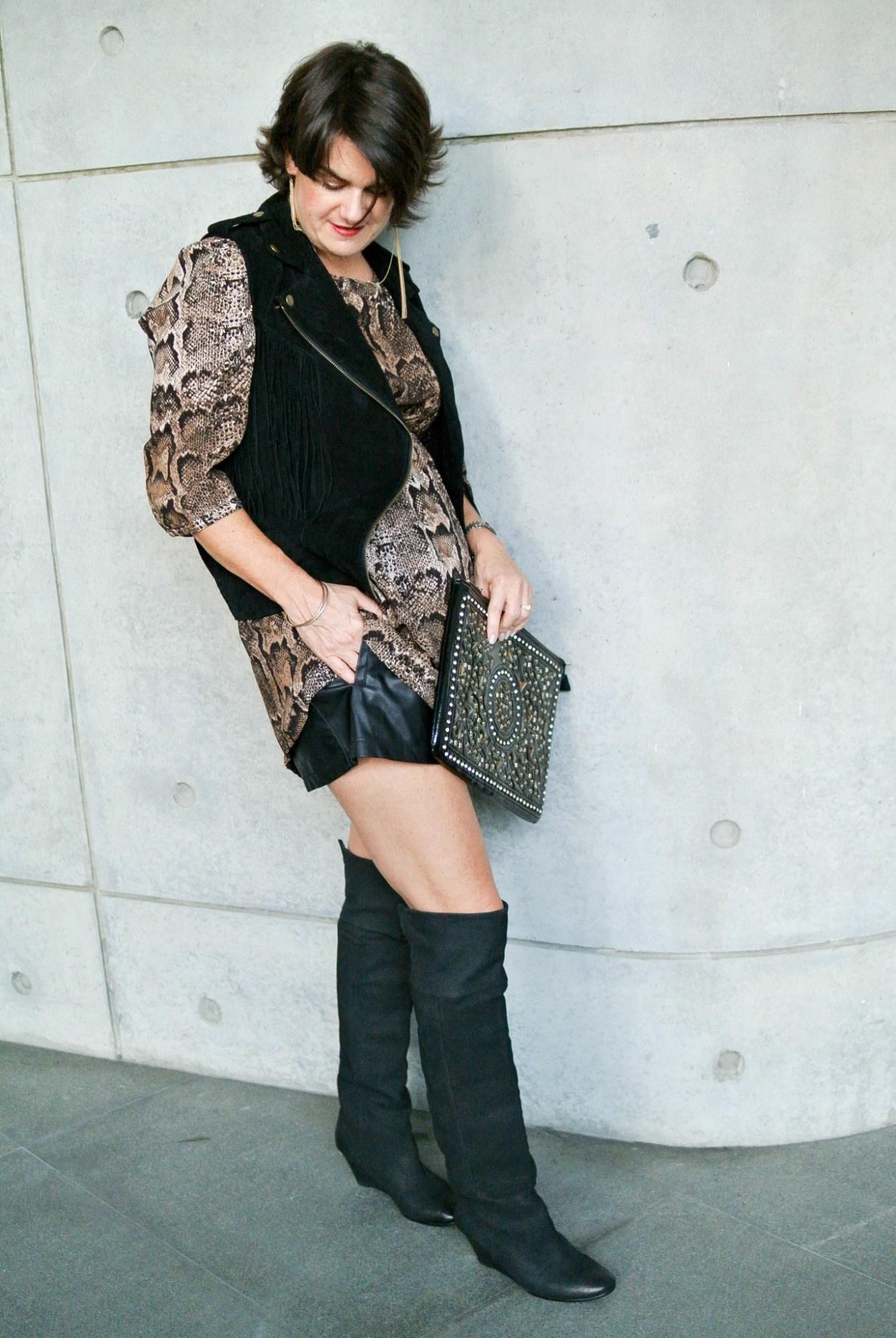 Snake Dress 2