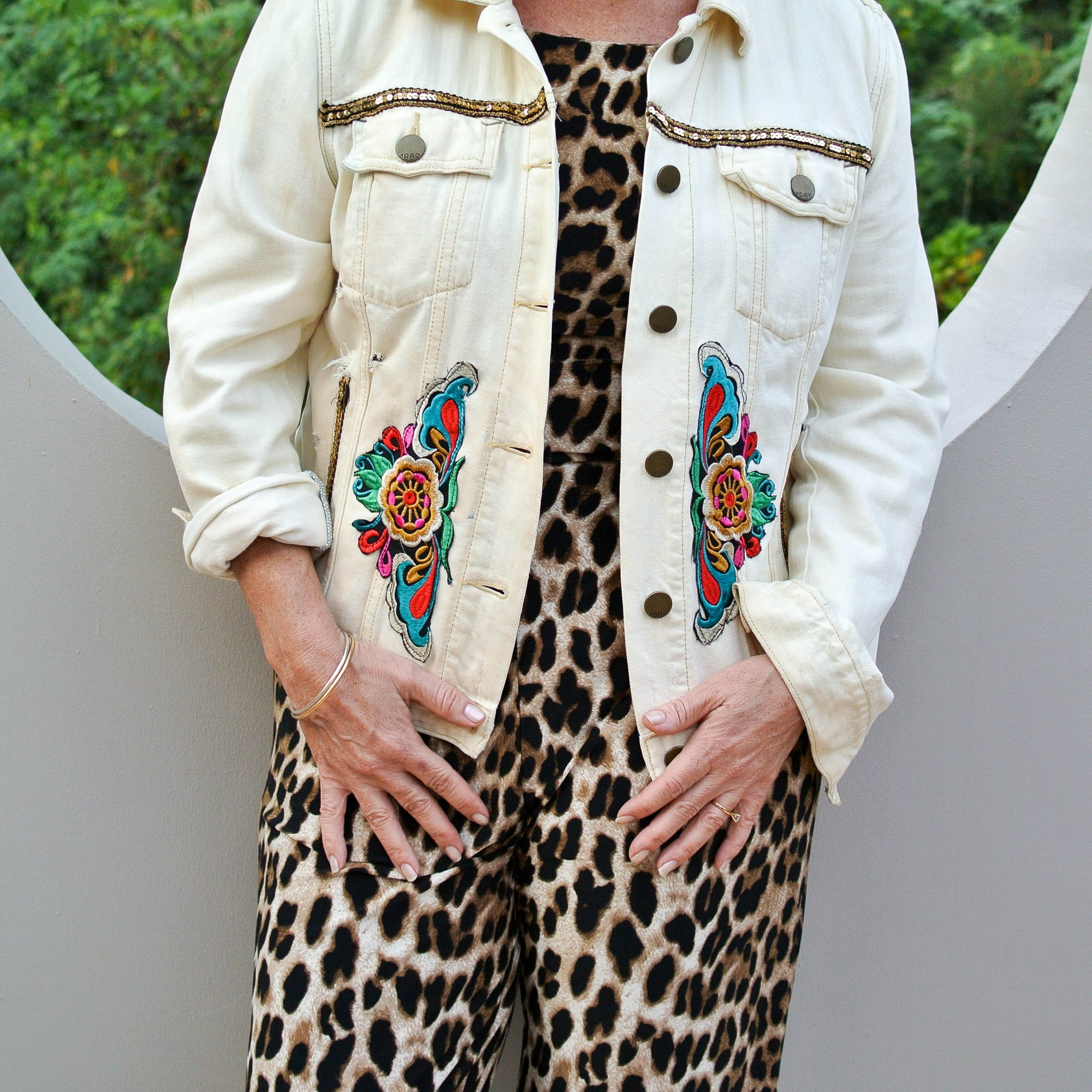 Embellish Jacket DIY 3