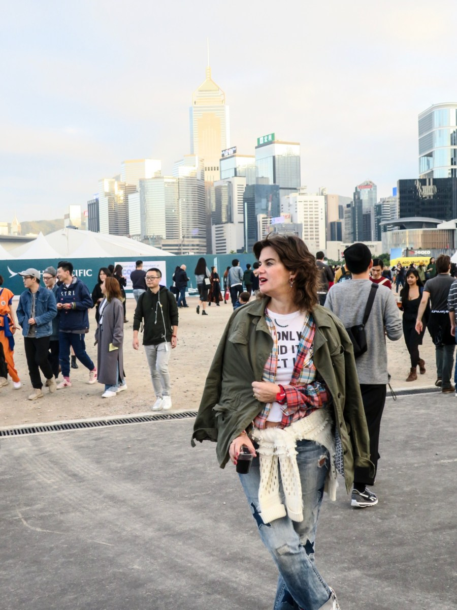 Clockenflap Style Story