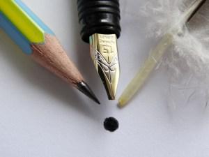 Souverän® - Drehkugelschreiber K 600  Schildpatt-Weiß  - begrenzt lieferbar