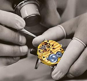Gebrauchte Vintage Uhren
