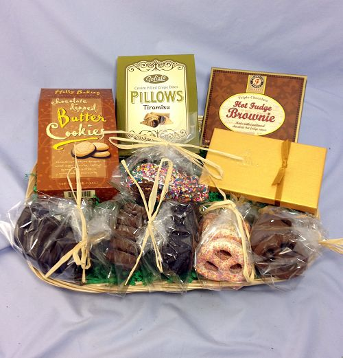 Deluxe Chocolate Basket
