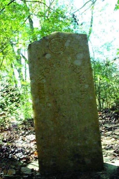Promiseland Burial Ground