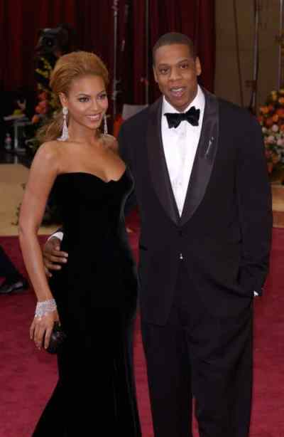 Beyoncé and husband Jay Z