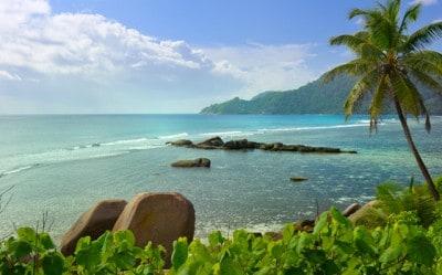 Beautiful Seychelles Scenery