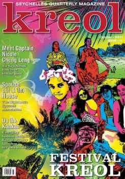 Kreol Magazine issue 1
