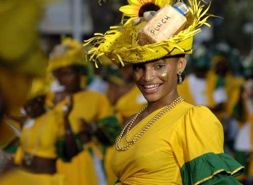 GuadeloupeCarnaval à Pointe à PitreLe défilé du Dimanche Gras