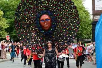 Brouhaha Liverpool International Carnival