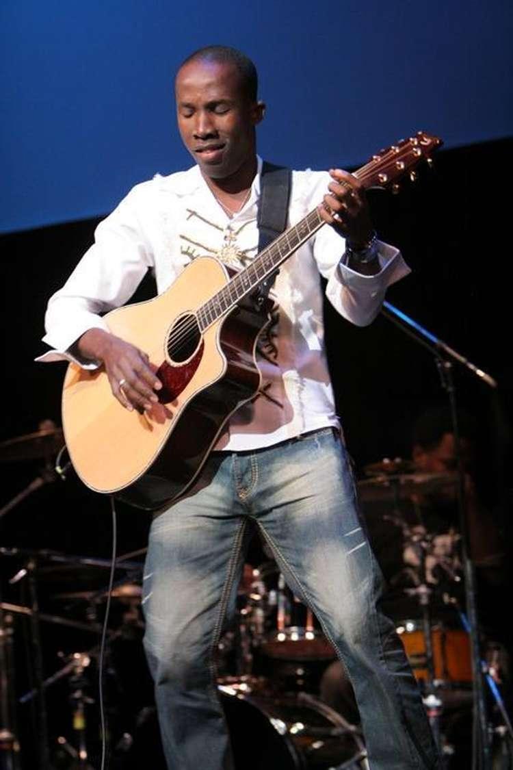 Belo Haiti musician