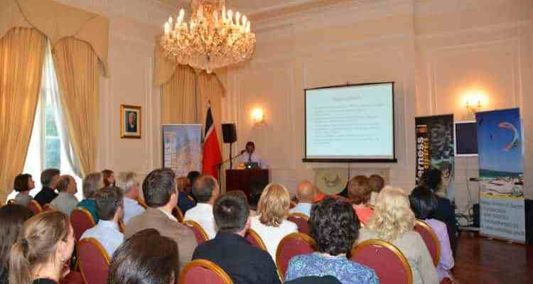 Trinidad and Tobago High Commission Event