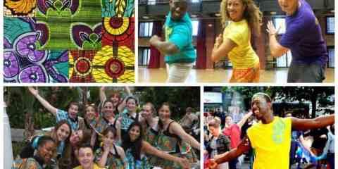 Movema dance company's Afro Fusion Dance Classes are back!