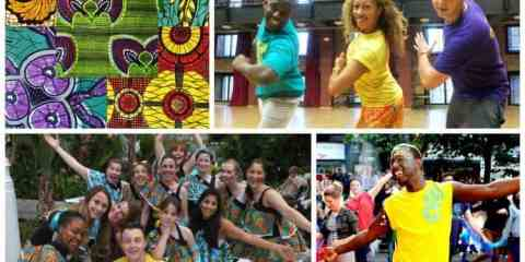 Movema dance company's Afro Fusion Dance Classes are back!