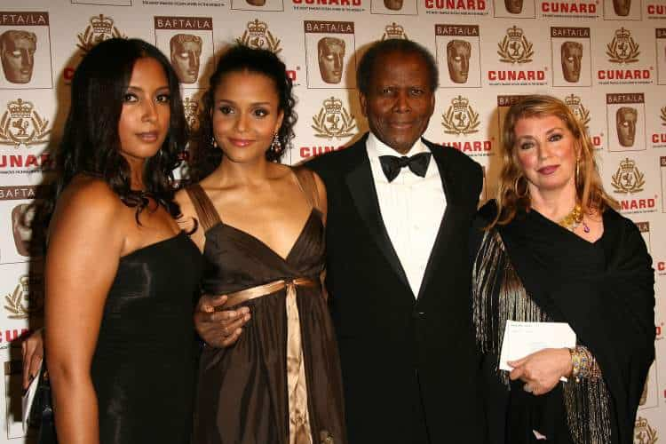 Sidney Poitier and family. Photo: S_Buckley