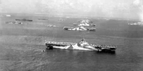 Seychelles WW II