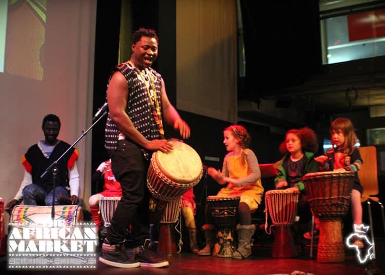 OTGFestival_RichMix_Drumming