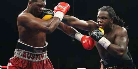 Deontay Wilder vs Bermane Stiverne