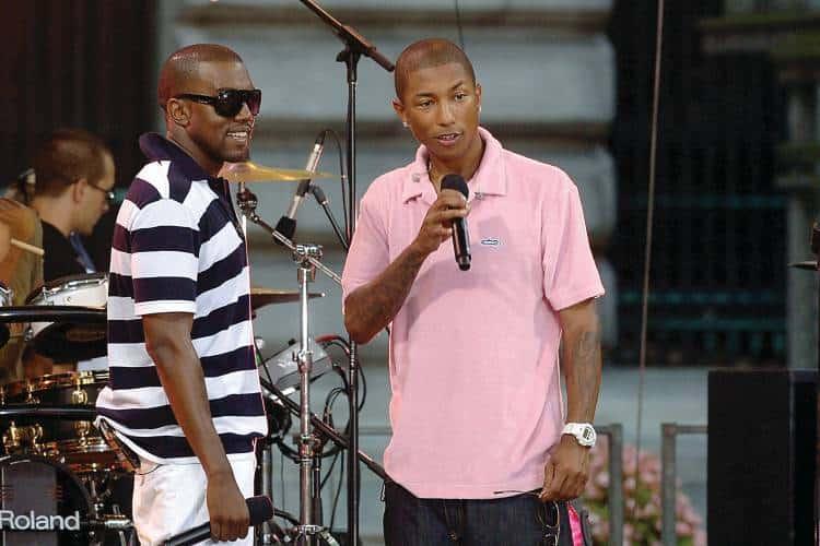 Kanye West & Pharrell Williams