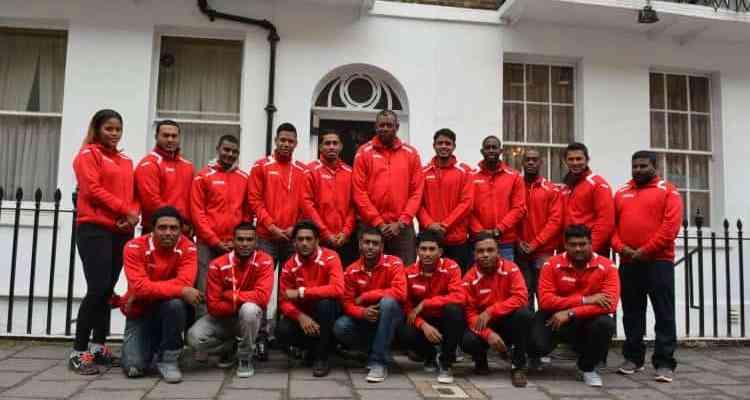 University of Trinidad & Tobago Cricket Team