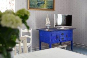 Hotelli Krepelin - B2 - Olohuone - Yksityiskohta