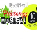EVENEMENT : Le « Printemps Musical » de Tiercé a 10 ans