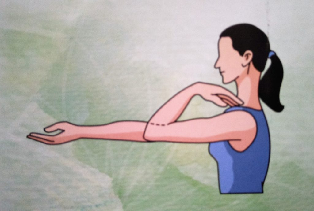Yoga for elbow joints - Kehuni naman
