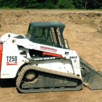Bobcat T-250 Track Machine