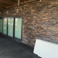 Kresge Cultured Stone After