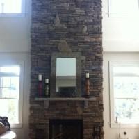 Kresge Fireplace