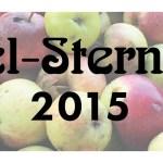 Etikett Apfel-Sternanis-Gelee 2015