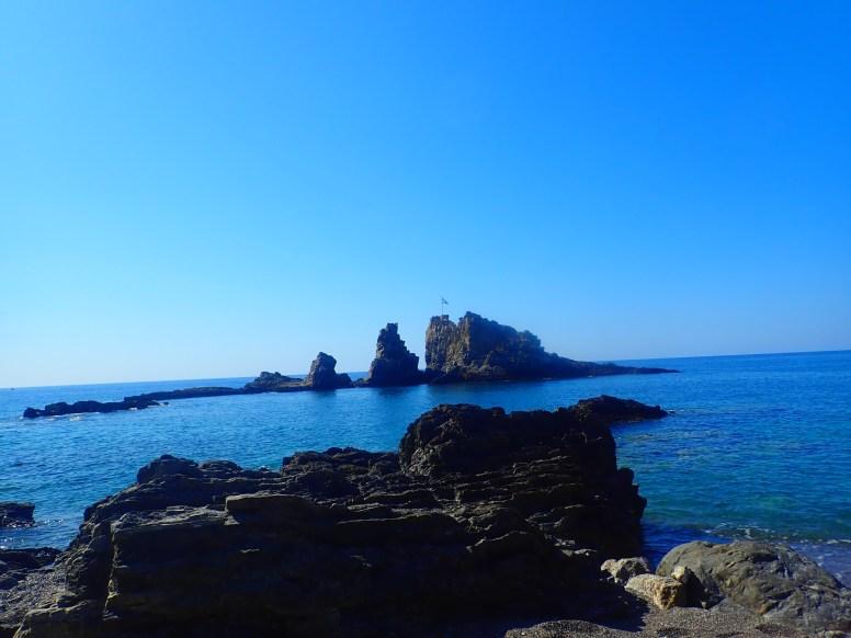Snorkelen op Kreta (1)
