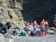 Snorkelen op Kreta (4)