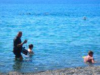 Snorkelen op Kreta (5)