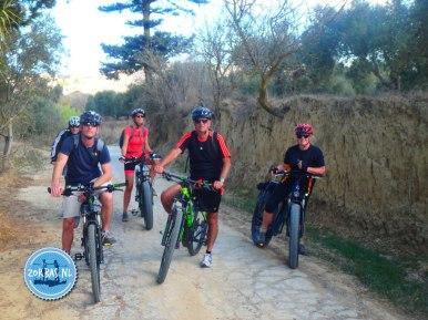 Excursie op Kreta met de fiets