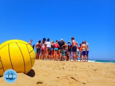 Beach party Kreta zomervakantie 2021