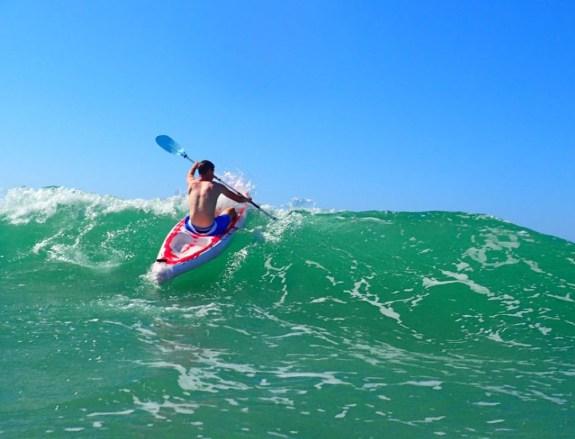 Kano varen zee actief bezig zijn vakanties 2021