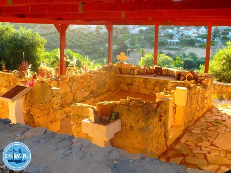 Wandelen provincie Heraklion cultuur natuur