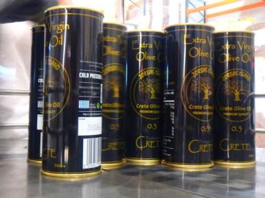 extra virgin olijfolie van Kreta