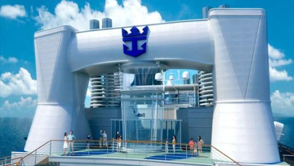 "Neue Details zur ""Quantum of the Seas"" von Royal Caribbean"