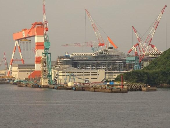 Neue Bilder zur AIDA prima aus der Werft