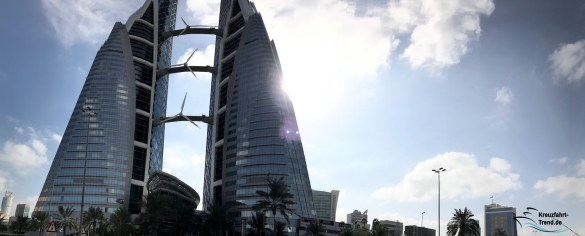 Ausflugstipp: Bahrain kompakt mit AIDA Cruises