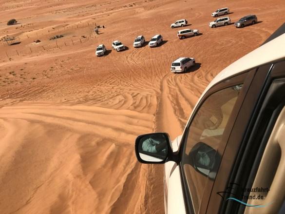 Ausflugstipp: Jeep-Safari in die Wahiba Sands (Oman – Muscat)