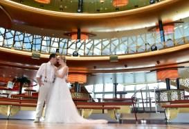 Indischer Ozean mit AIDAblu – Vlog #4: Unsere Hochzeit mit AIDA